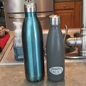 Other - 2 stainless water bottles